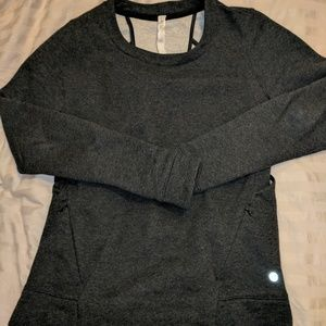 &go Endeavor cutout sweatshirt